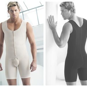Ann Chery Andrew Men's Full Body Shaper